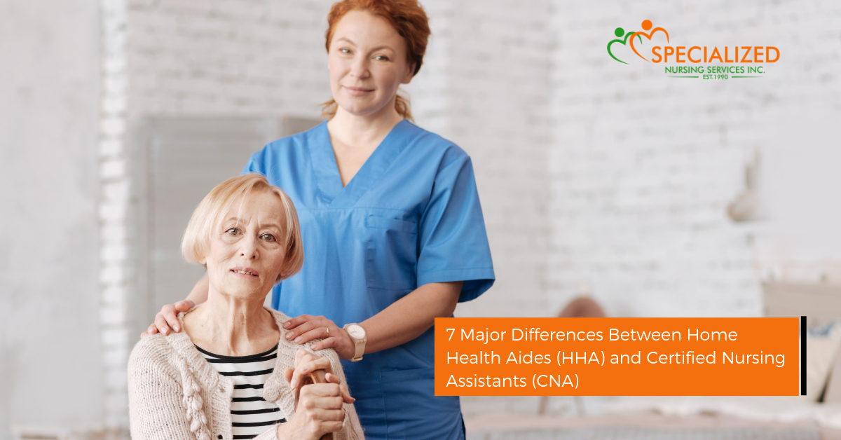 Home Health Aide >> 7 Major Differences Between Home Health Aides Certified
