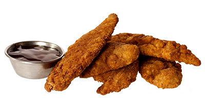 Our chicken fingers are finger-licking good at Soda Jerks in Edmonton