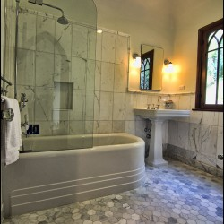 Create a retreat with bathroom remodeling!