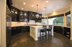 Kitchen remodeling for indoors and outdoors.