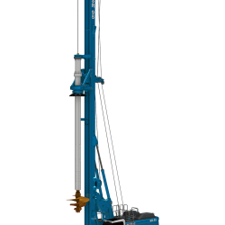 Artist rendering of SR-95 HT by Soilmec