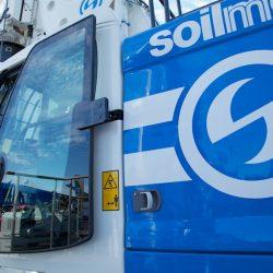 Soilmec SR-75 the leader in portable drilling technology
