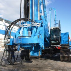 Soilmec SR-125 HT Fleet introduction