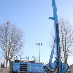 The Soilmec SR-125 HT a portable drilling solution