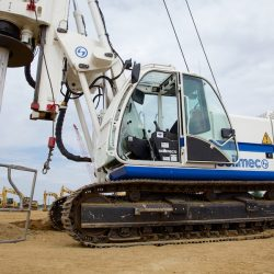The ideal drilling companion the Soilmec SR-30