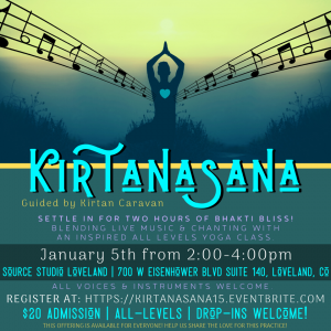kirtanasana retreat information