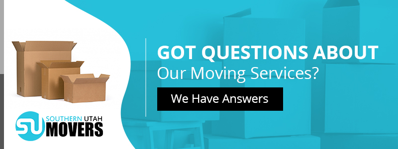 Got Questions About Our Moving Services? We Have Answers