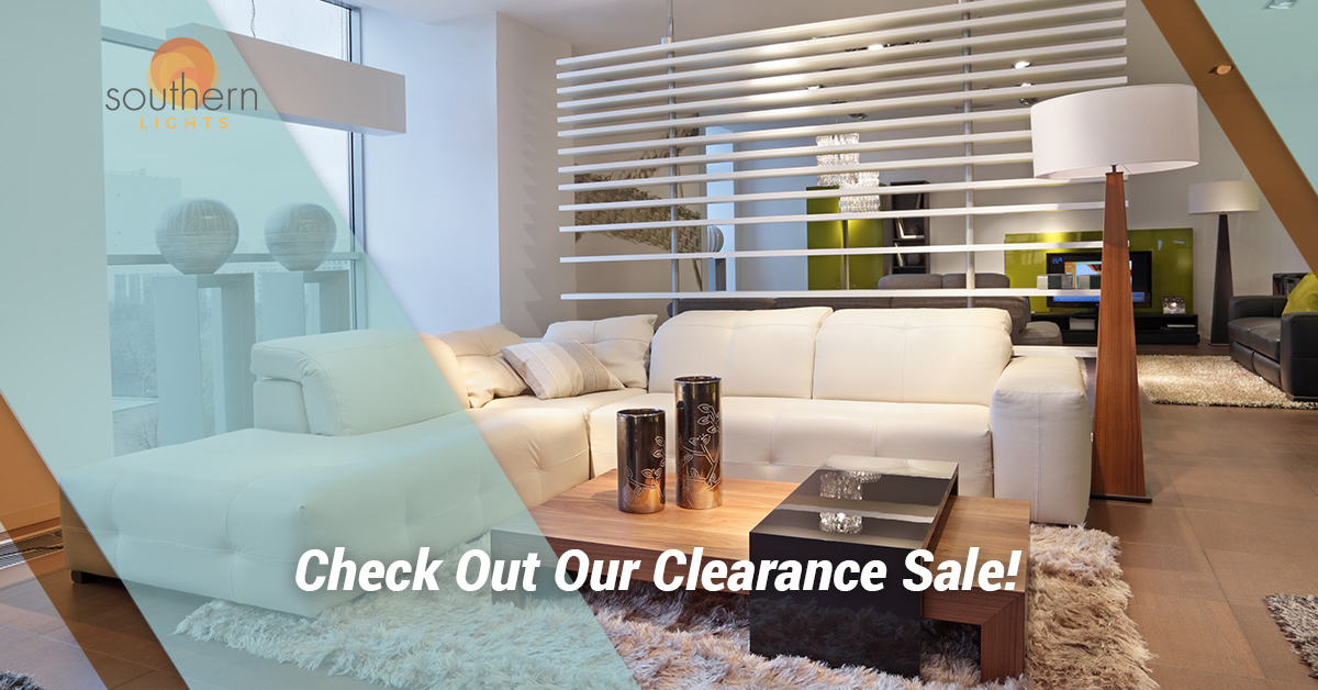 Lighting Stores Minnesota: Great Clearance Options!