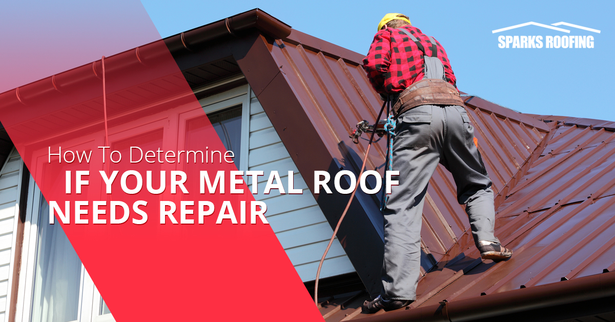 Metal Roofing Clarksville How To Determine If Your Metal