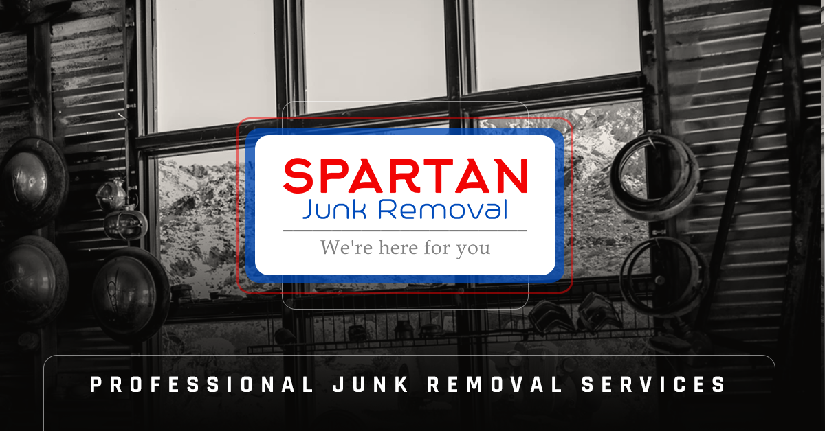 Banner - Professional junk removal services in Greater Baltimore