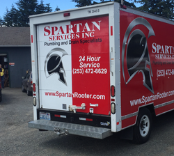 Spartan Plumbing Services in Tacoma