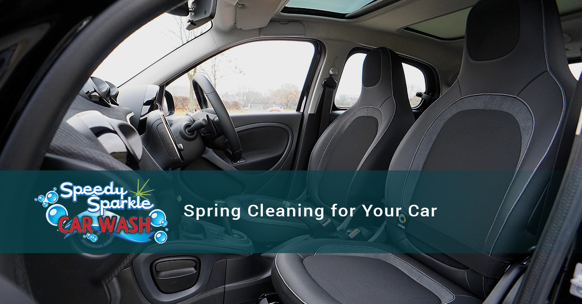 Fantastic Spring Cleaning For Your Car Speedy Sparkle Car Wash Uwap Interior Chair Design Uwaporg