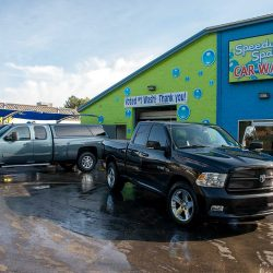 Speedy Sparkle Car Wash delivers full service car washes in Loveland for Northern Colorado vehicles.