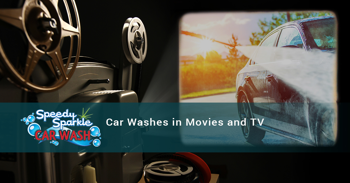 Automatic car wash where have we found them in movies and tv car washes in movies and tv solutioingenieria Gallery