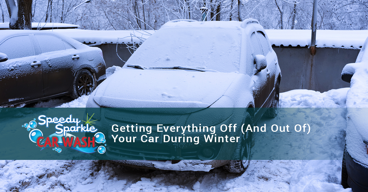 Washing Car In Winter >> Full Service Car Wash Loveland How The Winter Months Can