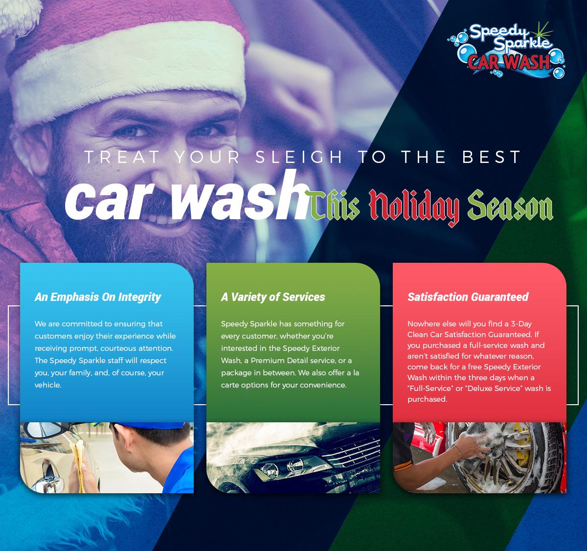 Car Wash Deals >> Car Wash Loveland Happy Holidays From Speedy Sparkle