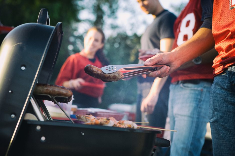 Tailgaters Grilling