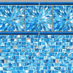 Aster Tile Ocean Breeze Bottom