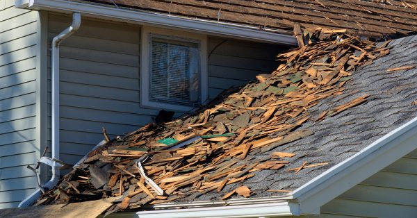 Tear off from S&S Roofing