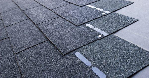 Asphalt shingles from S&S Roofing