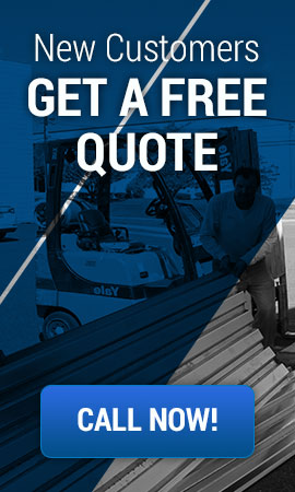 New customers get a free quote from S&S Roofing