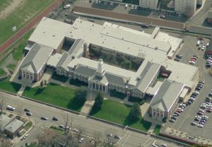 For Lee High school, roof by S&S Roofing