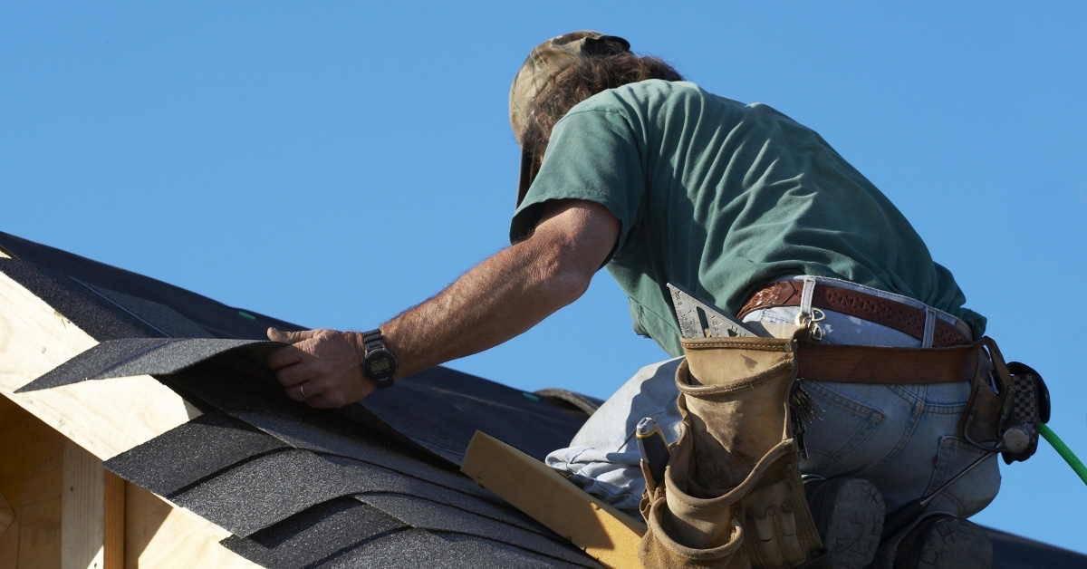 Installation done right at S&S Roofing Repair