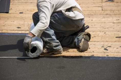 A sealed roof is a dry building, by S&S Roofing