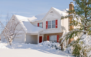 Snow and ice are tough on your roof, S&S Roofing can fix it