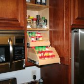 cabinet organizers in Hudson