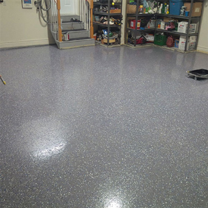 Garage Epoxy Flooring Customized Pittsburgh Flooring Options