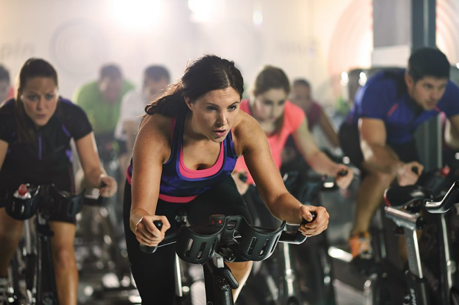 Sexy Spin Class