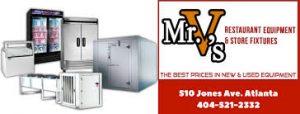 Mr. V's Restaurant and Equipment Supplier