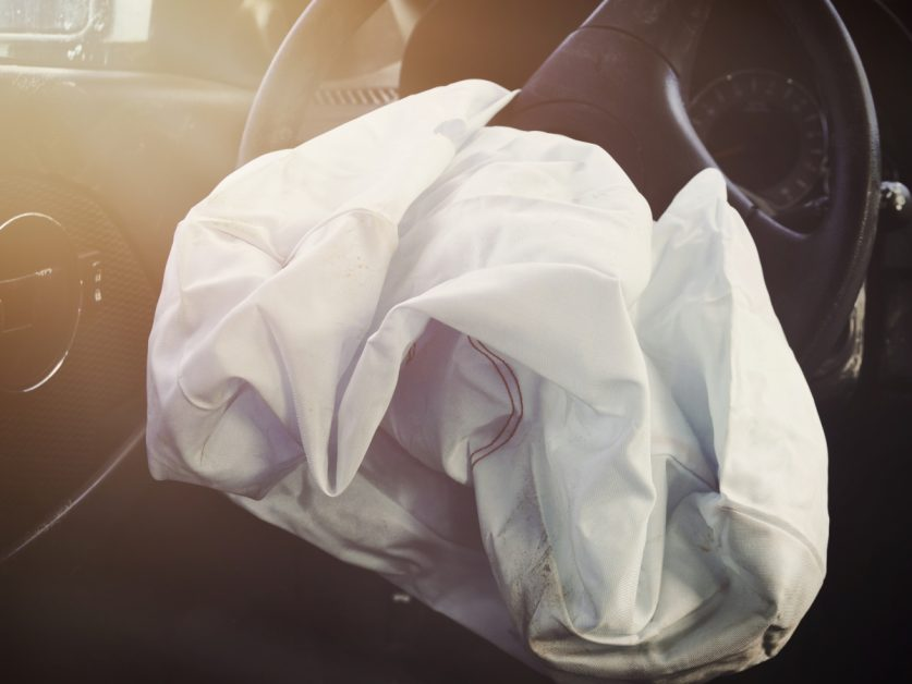 Takata air bag recall affects 7.8 million U.S. vehicles