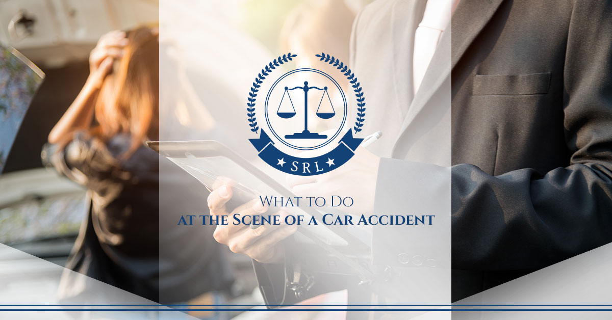 Advice from Colorado attorneys on what to do at the scene of a car crash