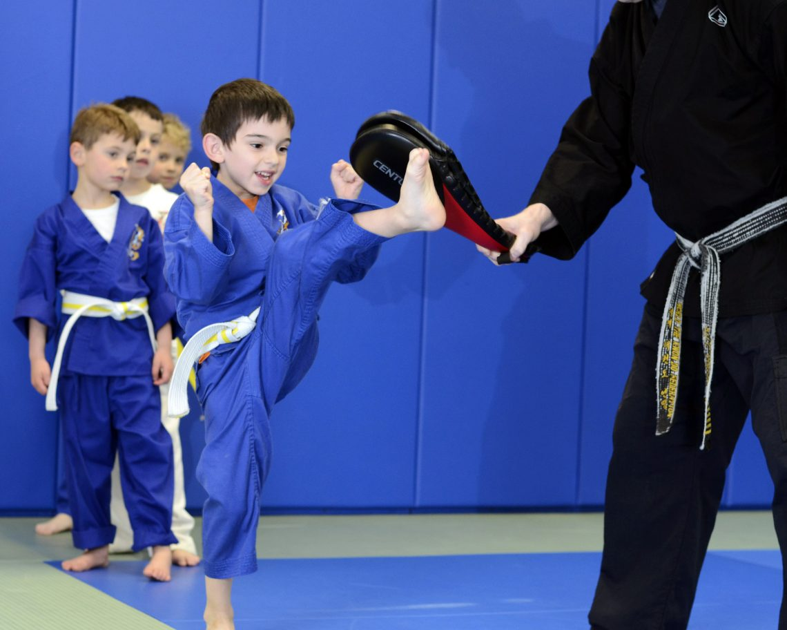 Ramsey nj karate studio