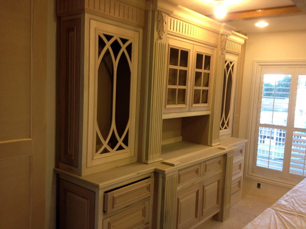 Cabinet Painting/Staining