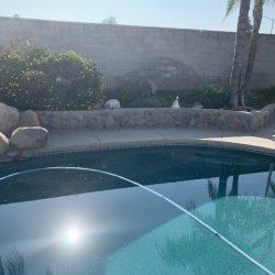 Pool Deck Concrete Coating