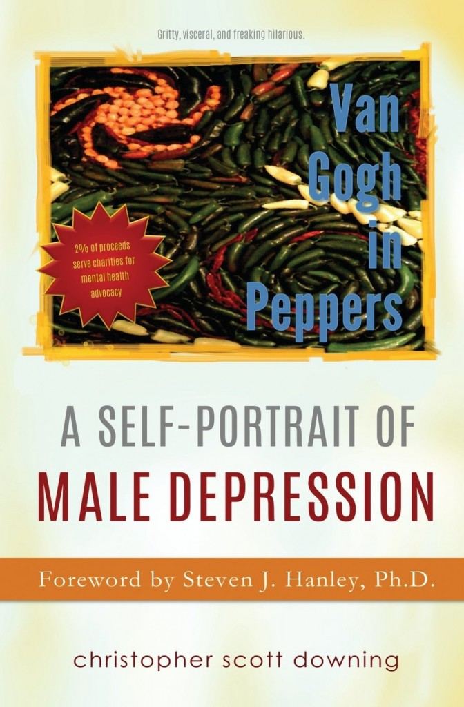 Van Gogh in Peppers: A Self-Portrait of Male Depression