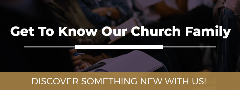 discover our church community