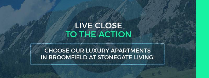Live Close Boulder Flatirons
