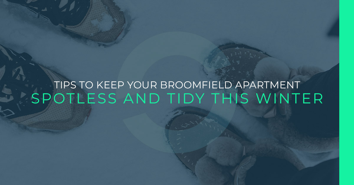 Luxury Apartments Broomfield: Keeping It Clean During The ...
