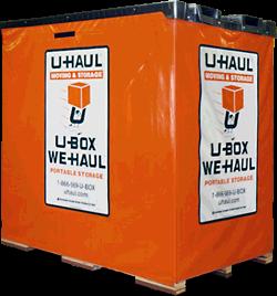 Reserve your U-Box