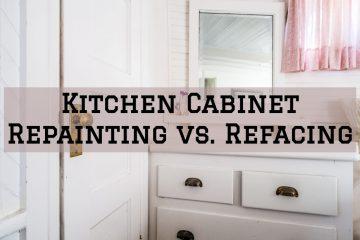 Cabinet repaint, kitchen cabinet repaint