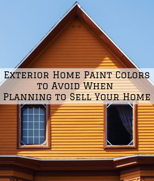 Awe Inspiring Exterior Home Paint Colors To Avoid When Planning To Sell Download Free Architecture Designs Boapuretrmadebymaigaardcom