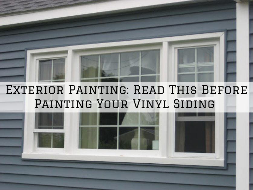 Exterior Painting The Woodlands, Texas_ Read This Before Painting Your Vinyl Siding