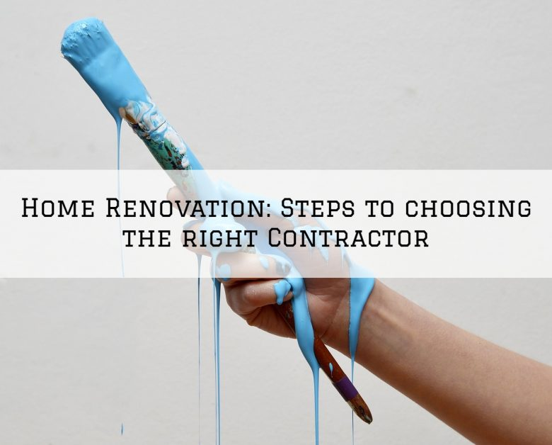 Home Renovation In The Woodlands, TX_ Steps to choosing the right Contractor