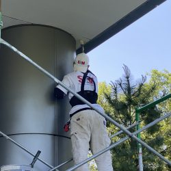 Regular maintenance is a key part of upkeep for your commercial building.
