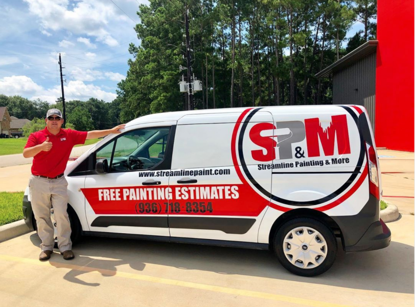 Free Estimates with Streamline Painting