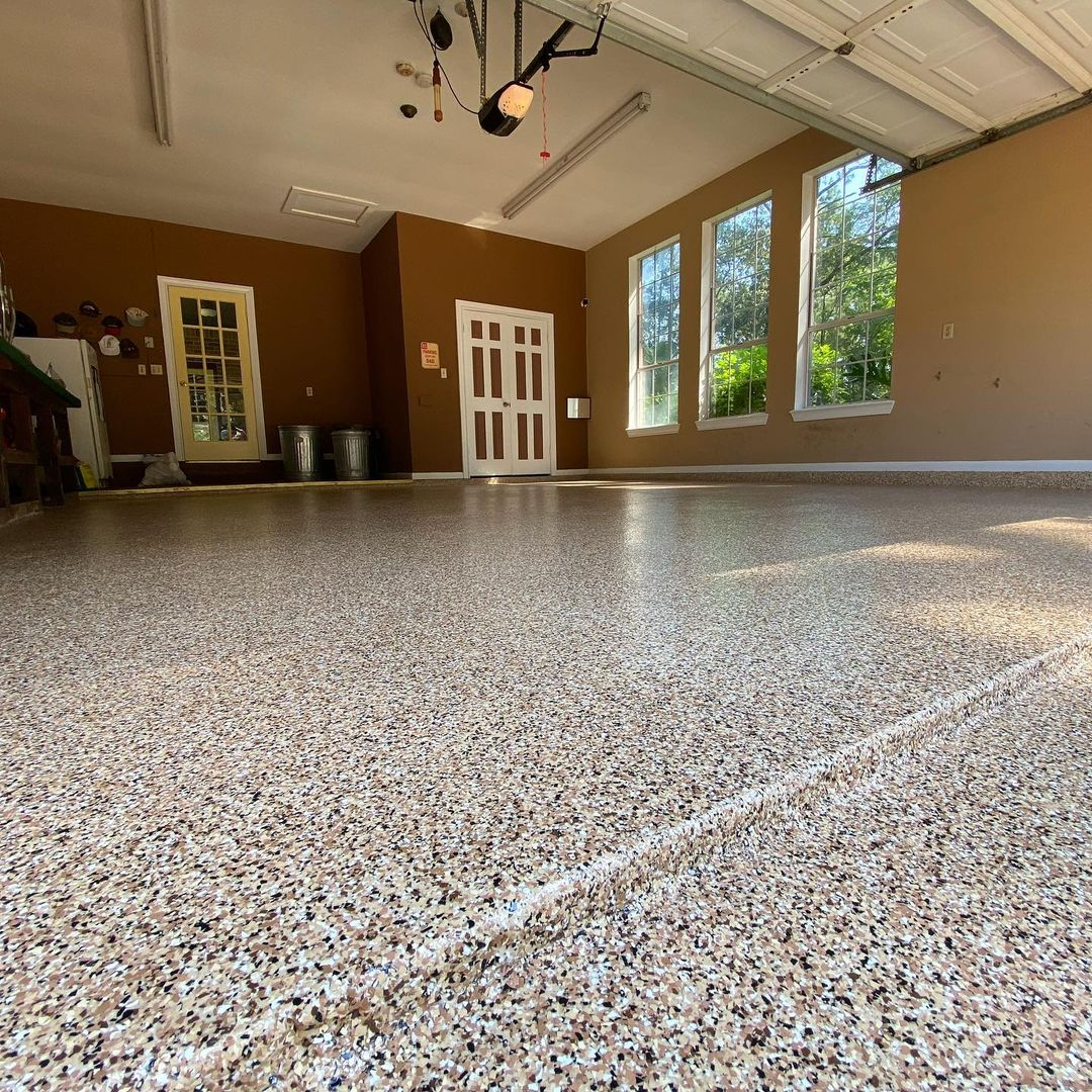 Commercial floors need the right coating to protect against traffic